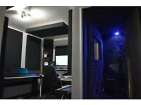 RECORDING STUDIO ON A SHARE BASIS