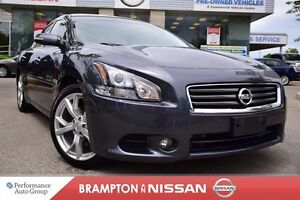 2012 Nissan Maxima SV *Leather, Navigation, Heated Seats*