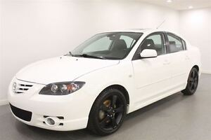 2005 Mazda MAZDA3 GT|Leather|Sunroof|PST Paid!!