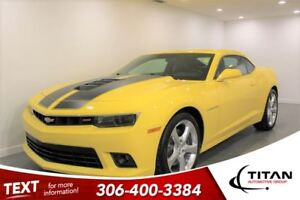 2014 Chevrolet Camaro 2SS|V8|Manual|Low Kms|PST Paid