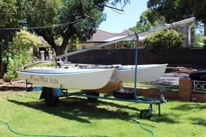 Windrush 14 Sailing Catamaran Lower Mitcham Mitcham Area Preview