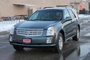 2007 Cadillac SRX V6 | 4x4 | ONLY 86K | CERTIFIED + E-Tested