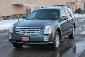 2007 Cadillac SRX V6   4x4   ONLY 86K   CERTIFIED + E-Tested