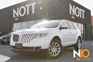 2014 Lincoln MKX AWD, Backup Cam, Navi, Pano Roof, Loaded