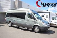 2012 Roadtrek adventurous RS 2012 Classe B Mercedes turbo diesel