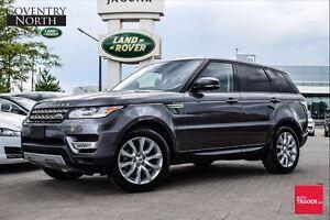 2014 Land Rover Range Rover Sport HSE | V6 | 1 OWNER | LOW LOW K