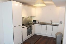 fabulous modern 2 bed 2 bath with allocated parking in town centre