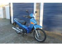 Honda anf 125cc moped scooter vespa honda piaggio yamaha gilera peugeot