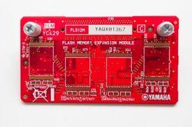1GB Flash Memory for Yamaha TYROS 4 & 5, MOTIF XF6-8, MOXF6, MOXF8