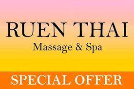 ●Special 3-in-1 Offer at Ruen Thai Massage & Spa, Newcastle●