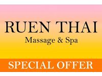 ●Special 3-in-1 Offer at Ruen Thai Massage & Spa, Newcastle●
