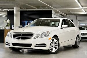2013 Mercedes-Benz E-Class 300 4MATIC, Ensemble Premium
