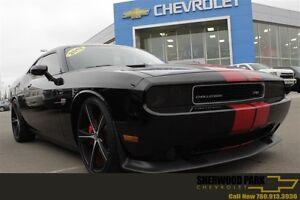 2012 Dodge Challenger SRT8 392| Custom| 6-Spd Manual| Pwr Sun| N