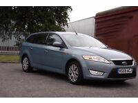 2010 FORD MONDEO ECONETIC TDCI 125 BHP ESTATE 1 F/OWNER,AIRCON,1 F.OWNER NICE