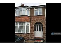 3 bedroom house in Wrigsham St, Coventry, CV3 (3 bed)