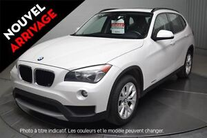 2013 BMW X1 XDRIVE MAGS TOIT PANO CUIR