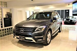 2014 Mercedes-Benz M-Class ML350 BlueTEC 4MATIC/NAVIGATION/360 D