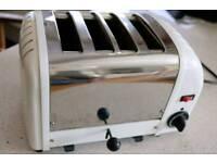 DUALIT BUN toaster white