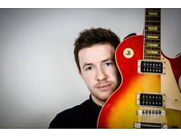 Guitar Lessons/Tuition in Derry/Londonderry - Paul Starrett BMus (Hons)