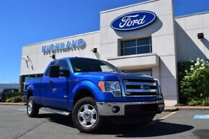 2013 Ford F-150 Extended Cab 4x4 Xlt