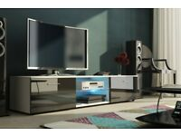 NEW!!! MODERN HIGH GLOSS TV CABINET , TV STAND , TV ENTERTAINMENT HIGH QUALITY !!!