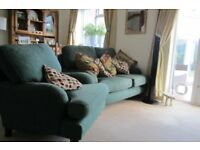 Excellent Quality Dark Green 'Verona' 2-Seater Sofa and Chair- Multiyork Excellent Quality