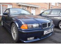 BMW 325i convertible, e36, not e30 or e46, sport package, automatic gearbox, future classic