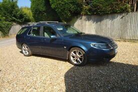 Saab 95 Diesel Estate - Lethers, Air Con Electric Windows alloys etc Bargain £495 ono