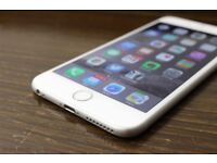 APPLE IPHONE 6S 64GB SILVER MOBILE PHONE*****UNLOCKED****