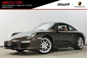 2010 Porsche 911 Carrera Coupe PDK