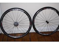 Easton EA70 Road Bike Wheels With Tyres
