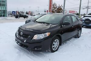 2010 Toyota Corolla 48.00$/semaine