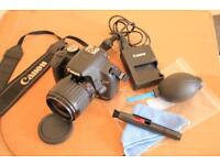 Canon Eos 500d 15.1 MP 1080P Camera DSLR with 35-80mm Lens