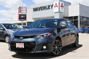 2016 Toyota Corolla S*Nav/Localtrade/AccidentFree