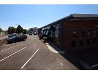 OFFICES TO LET - Pentwyn, Near M4 and A48, Four modern rooms, Parking, Cleaning and Maintenance