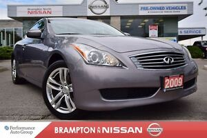 2009 Infiniti G37X Premium *Leather,Heated Seats,Sunroof*