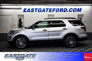 2017 Ford Explorer Sport Executive Unit Winter Tires/Wheels