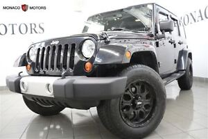 2013 Jeep WRANGLER UNLIMITED 4WD SAHARA UNLIMITED, BLEUTOOTH
