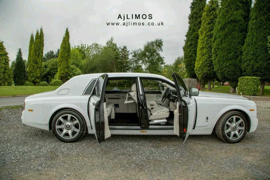 Rolls Royce Phantom Hire Oldham Cheap Wedding Cars Vinatge