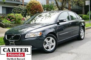 2010 Volvo S40 2.4i A + MAY DAY SALE! + LOW KMS! + LOCAL!