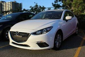 2015 Mazda MAZDA3 GS + BLUETOOTH REAR CAMERA + NEW VEHICLE