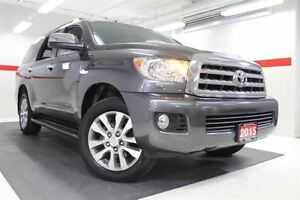 2015 Toyota Sequoia Limited 4WD Heated Lthr Sunroof Btooth BU Ca