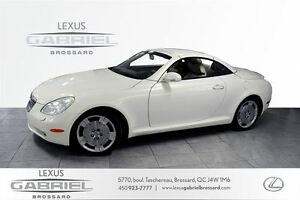 2005 Lexus SC 430 Convertible TRES  RARE, TRES BONNE CONDITION!!