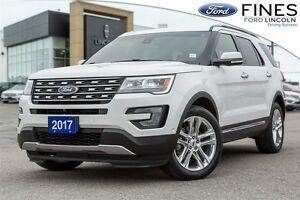 2017 Ford Explorer Limited - DEALER DEMO! $1, 000 COSTCO AVAILAB