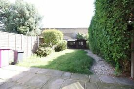 2 BED HOUSE WITH GARDEN - VACANT Manchester Grove E14 - CANARY WHARF DOCKLANDS LIMEHOUSE CITY