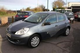 RENAULT CLIO 1.5 dCi 86 Expression (blue) 2007