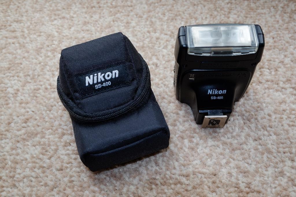 Nikon Sb-400 Nikon Speedlight sb 400