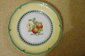 Villeroy and Boch French Garden Valence 26.5cm dinner plate