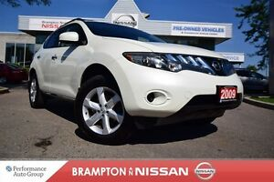 2009 Nissan Murano S  *Roof Rack, Alloy Wheels, Tinted Windows*