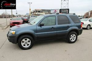 2005 Ford Escape XLT V6 4WD SUNROOF-VERY CLEAN